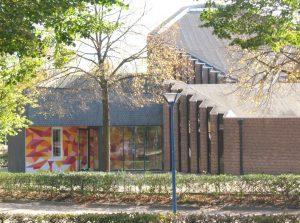 De ALV zal plaatsvinden in de Oosterlichtkerk in Huizen.