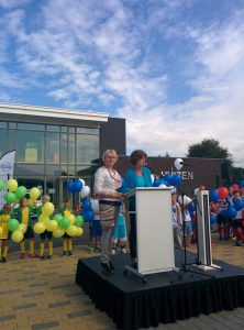 Toespraak Janny Bakker en Marianne Verhage
