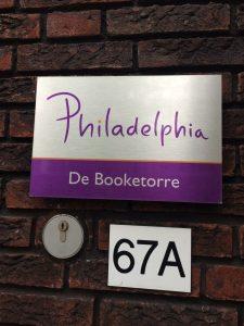 Werkbezoek Philadelphia – start op de locatie de Booketorre