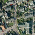 Locatie van het object op de Schipperstraat.