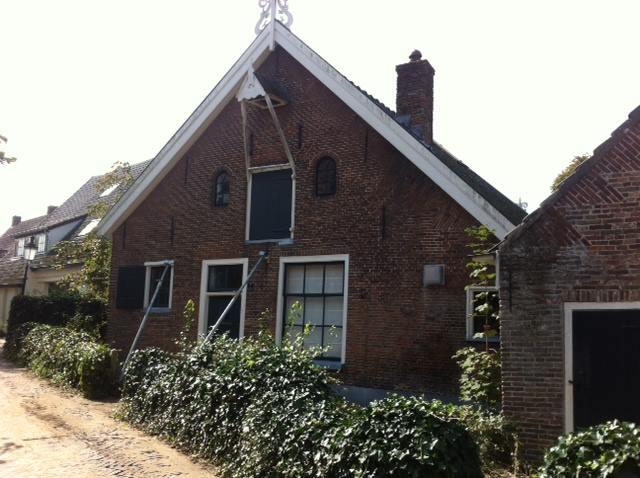 Cda huizen in gesprek met vrienden van het oude dorp - Gevels van hedendaagse huizen ...
