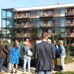CDA Huizen samen met de gemeenteraad van Huizen op werkbezoek.