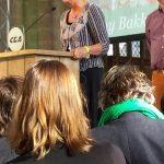 Janny Bakker vertelt in 1 minuut waarom zij de juiste kandidaat is