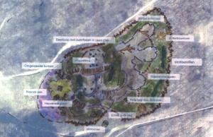 Plan voor ecologisch speelbos bij de Sijsjesberg
