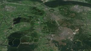 De regio ligt centraal met veel heide, bos en water in de omgeving.