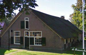 De Brassershoeve waar W. Baljet zich jaren voor heeft ingezet.