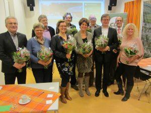 CDA Huizen - Eerste 10 kandidaten van de kieslijst GR2014