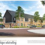 Deel van de brochure van het Homerun project in Stad en Lande-Noord