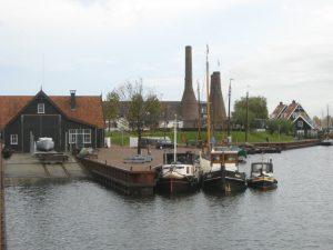 Archieffoto van de Botterwerf in Huizen (bron: www.botterwerfhuizen.nl)