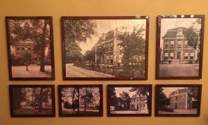 Foto's tonen het verslag van de Oude Pastorie door de jaren heen.